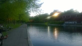 Parc LaFontaine QC